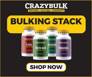 CrazyMass Bulking Stack