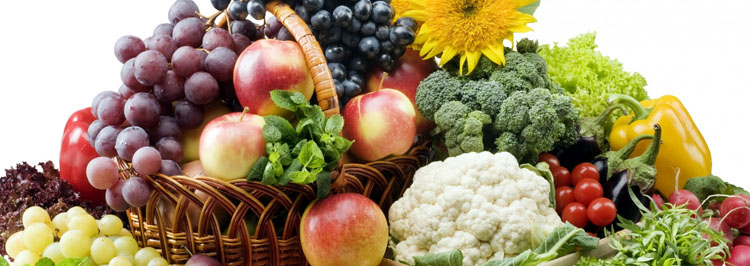 Benefits of fruits and vegetables for your Muscles